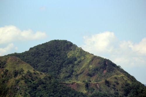taal & nbsp, vulkanas & nbsp, Filipinai, taal & nbsp, vulkanas, Filipinai, vulkanas, kalnas, medžiai, vanduo, vandenynas, jūra, gamta, taalo ugnikalnio viršūnė