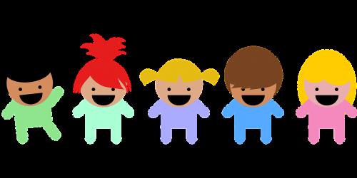 mažiems vaikams,kūdikiai,vaikai,daugiatautiškas,daugiakultūrinė,laimingas,vienybė,grupė,bendruomenė,linksmas,jaunas,sumaišytas,lenktynės,kūdikiai,interracial,žaisti,spalvinga,daugialypis rasis,nemokama vektorinė grafika