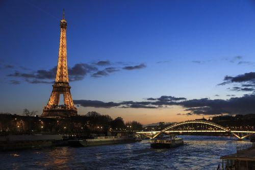 ekskursija eifelis, paris, lauke, kelionė, dangus, vandenys, architektūra, didelis miestas, kraštovaizdis, turizmas, miesto panorama, be honoraro mokesčio