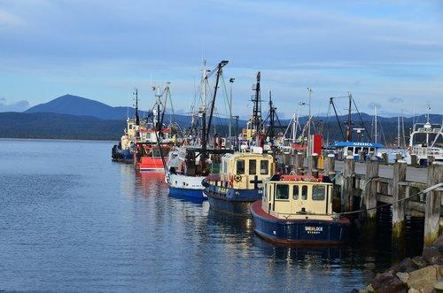 turistų, kelionė, atostogos, Turizmas, kelionė, kelionė, šventė, kraštovaizdis, uostas, žvejybos laivas