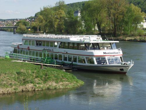 turistine valtimi, kelionė, šventė, atostogos, vanduo, upė, laivas, jachta, kruizas, kelheim, bavarija, Vokietija, Europa, laivas, laisvalaikis, vaizdas, kelionė, kraštovaizdis, kelionė, kelionė