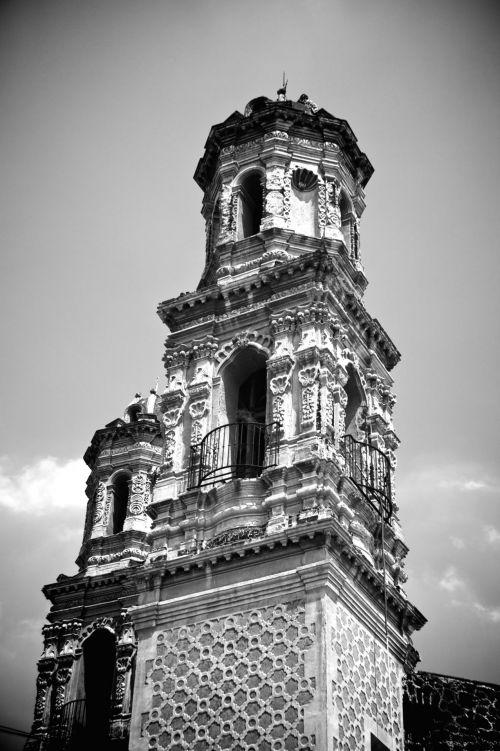 varpelis & nbsp, bokštas, katedra, katalikų, bažnyčia, apdaila, bauda & nbsp, menas, marmuras, Meksika, Meksika & nbsp, miestas, religinis, romėnų & nbsp, katalikų, bokštas, bokštas, Meksikietiškos katedros bokštas