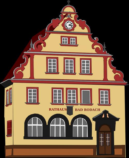 miesto rotušė,miesto salė,miesto rotušė,Guildhall,namas,Vokietija,istorinis,nemokama vektorinė grafika