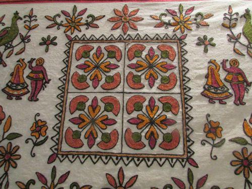 tradicinis rankų darbas,Dharwad,Indija,medžiaga,medžiaga,antklodė,tekstilė,tekstūra,modelis,dizainas