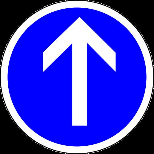 kelio zenklas,tiesiai į priekį,tiesus,kryptis,ženklas,reguliavimo ženklas,kelio ženklas,kelio ženklas,kelio ženklas,eismo ženklas,nemokama vektorinė grafika