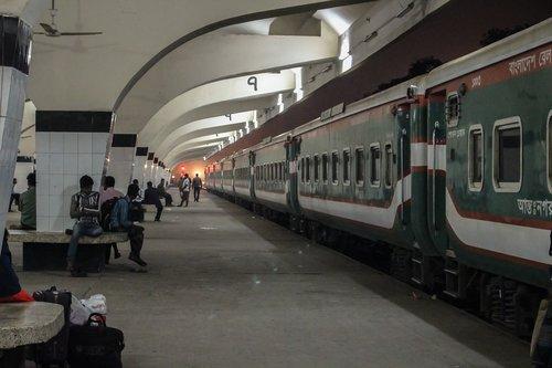 traukinys, geležinkelio, transportavimo sistema, lokomotyvų, metro sistema, stotis