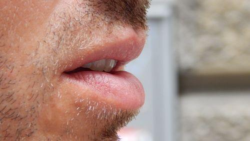 kalbėti,Burna,lūpos,emocija,pasakyti,žodžiai,klausytis,veidas,vyras,vyrų lūpos