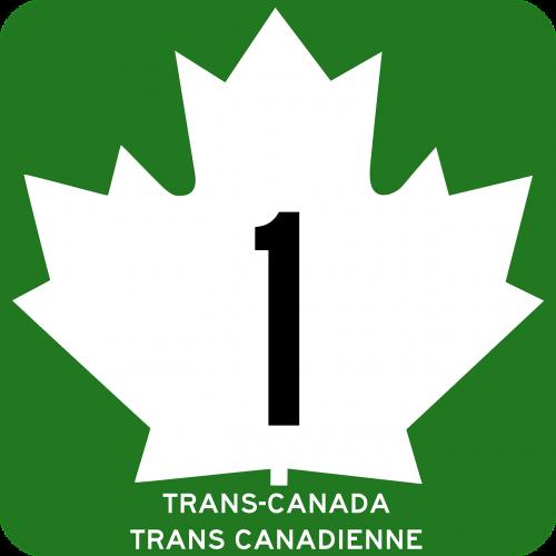 trans-kanada,transcanada,greitkelis,1,greitkelis,Kanada,maršrutas,gabenimas,transportas,Kanados,nemokama vektorinė grafika