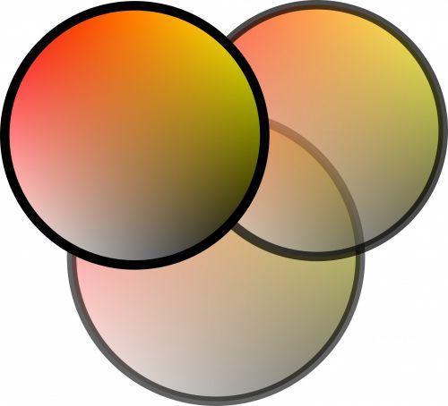 rėmas, apskritimai, skaidrus, gradientas, balta, fonas, skaidrūs ratai