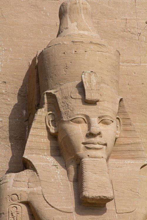 kelionė, senovės laikai, Egiptas, faraonas