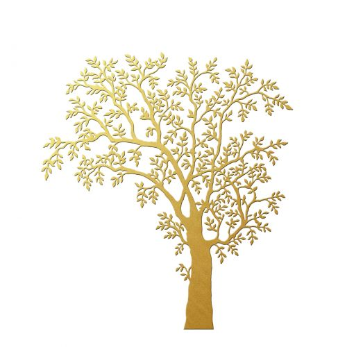 medis, auksinis, auksas, bagažinė, lapai, filialai, menas, iliustracija, figūra, kontūrai, gamta, izoliuotas, balta, fonas, Scrapbooking, Laisvas, viešasis & nbsp, domenas, medis aukso izoliuotas