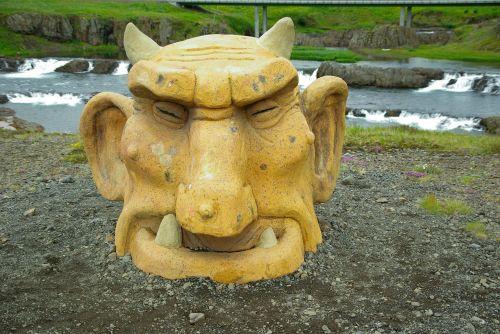Troll,iceland,legenda,veidas