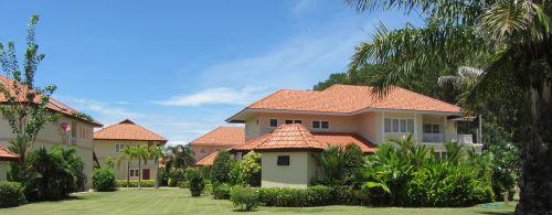 namas, namai, namai, atostogos, atogrąžų, prabanga, Tailandas, nekilnojamas & nbsp, turtas, tropiniai namai