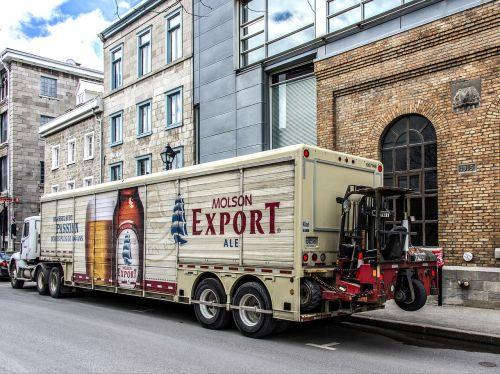 sunkvežimis,amerikietiškas sunkvežimis,buvęs,didelis sunkvežimis,reklama,Kanada,monetarinis,ratas,ratai