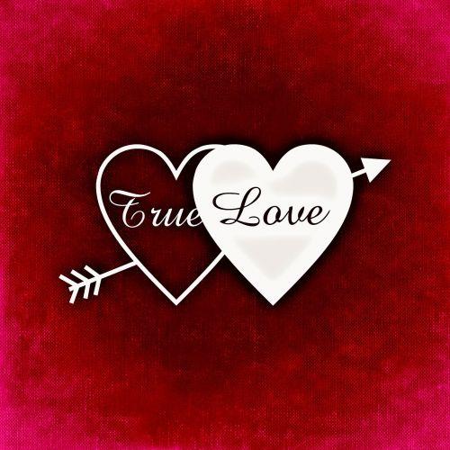 tikra meilė, širdis, atvirukas, romantika, valentine, meilė, jausmai, meilė