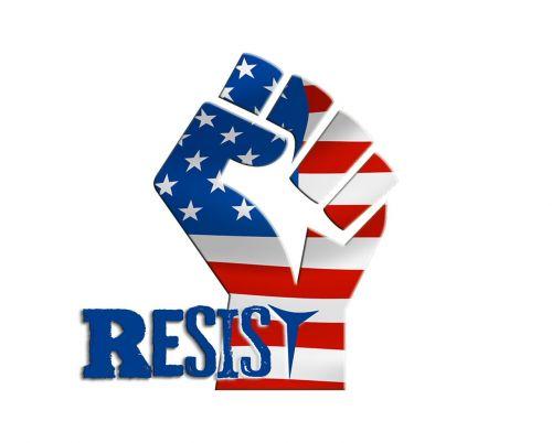 trumpas,Donaldas Trampas,priešintis,pasipriešinimas,Kovas,prieš,teises,usa,vėliava,amerikietis,protestas,reklama,simbolis,mus,juoda,balta,Žmonių teisės,kumštis,suspaustas,kovoti,Atsistok,galia,teisė,žmogus,ranka,žvaigždės,juostelės,prasideda ir juostos,žvaigždės ir juostos,Amerikos vėliava,žmonės,ralis,politika,politinis,demokratas,demokratija,valstijos,balsas,2016,2017,ženklas,rinkimai,prezidentas,raudona,mėlynas,raudona balta ir mėlyna,musulmonas,moterys,siena,sutartys,pirmosios tautos,indėnai,nafta,Šiaurės Amerikos laisvosios prekybos susitarimas,Šiaurė,prekyba