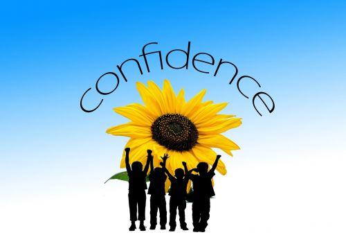 Pasitikėjimas, Saulės Gėlė, Vaikai, Siluetas, Žmogus, Persiųsti, Rankas Aukštyn, Sveikinimai, Džiaugsmas, Viltis, Ramus, Perspektyva, Perspektyva, Drąsos, Kartu, Gyventi
