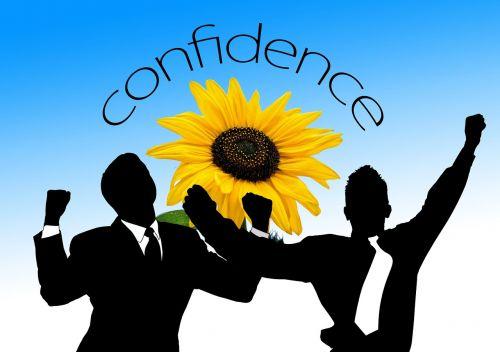 Pasitikėjimas, Saulės Gėlė, Verslininkai, Verslas, Darbas, Sėkmė, Siluetas, Žmogus, Persiųsti, Rankas Aukštyn, Sveikinimai, Džiaugsmas, Viltis, Ramus, Perspektyva, Perspektyva, Drąsos, Kartu, Gyventi, Sanglauda