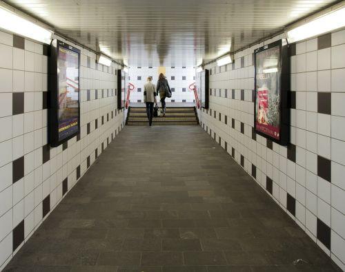 tunelis,architektūra,gylis