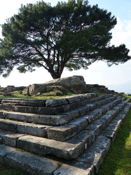 Turkija,pergamonas,kasinėjimai,bergama,Senovinis
