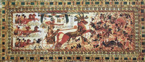 Tutankhamen,faraonas,Egiptas,Senovės Egiptas,senoji civilizacija,dykuma,egyptians,nežinomas autorius,karas,Egipto menas,vežimas