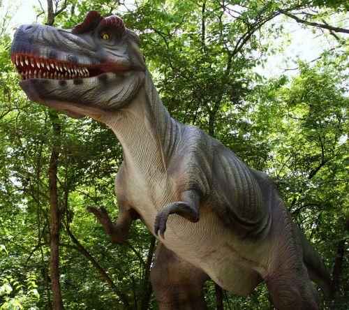 tiranozauras,modeliavimas,dinozauras