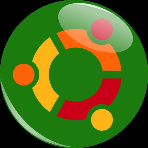ubuntu logotipas,ubuntu,logotipas,linux,Operacinė sistema,kompiuteris,tamsiai žalia,piešimas