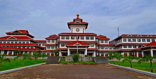udupi kolekcionierius,manipalai,Karnataka,Indija,architektūra,panorama,pastatas,orientyras,verslas,biuras