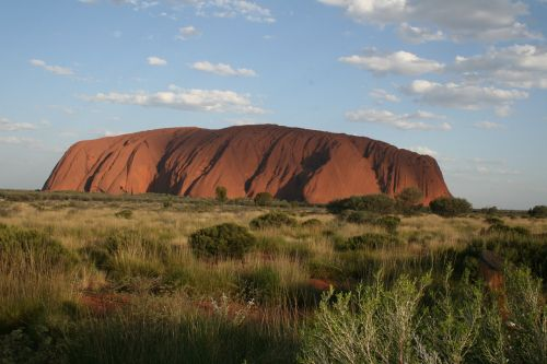 uluru,ayers rock,australia,geografija