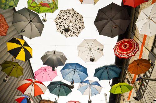 skėtis, apsauga, ekranai, lietingas oras, tentai, balandžio mėn. oras, prieglobstis, spalvinga, juokinga, menas, Zurich, oras, blogai, saulės apsauga, ištemptas, spalva, be honoraro mokesčio