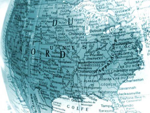 žemėlapis, mus, vieningos & nbsp, valstijos, gaublys, žemė, pasaulis, tauta, Šalis, Jungtinės Valstijos