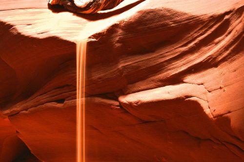 viršutinės antilopės kanjonas,Arizona,Navajo,ežero powell,antilopės kanjonas,akmuo,Gorge,Rokas,kanjonas,smėlis,sūkurys,usa,smėlio akmuo