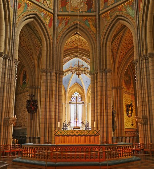 Upsala katedra,šventykla,koronavimo bažnyčia,pagrindinė bažnyčia,vyskupų bažnyčia,istoriškai,plyta gotika,padengti tapyba,fjeras,bažnyčia,katedra,religija,architektūra,kelionė