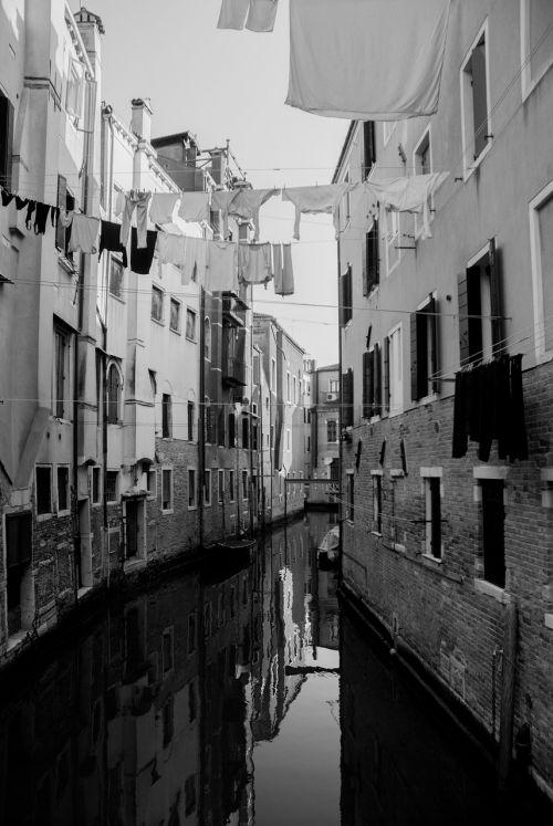 miesto kelias, architektūra, kanalas, Venecija, vanduo, audiniai, atspindys, juoda ir balta, italy, miestas, didelis miestas, centro, istorija, senas, miesto panorama, metropolis, miesto zona, veneto, dangus, vista, miesto, kraštovaizdis, miesto kraštovaizdis, vaikščioti, sustabdyti, be honoraro mokesčio