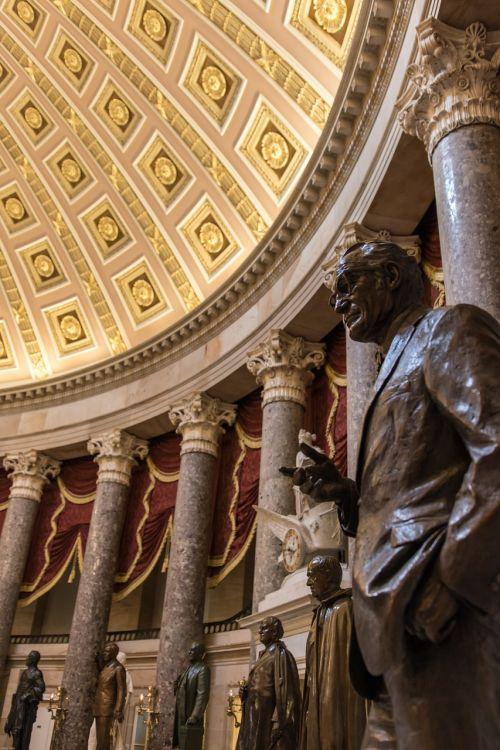 usa,Vašingtonas,capitol,Vašingtonas,lankytinos vietos,Jungtinių Valstijų kapitonas,viduje