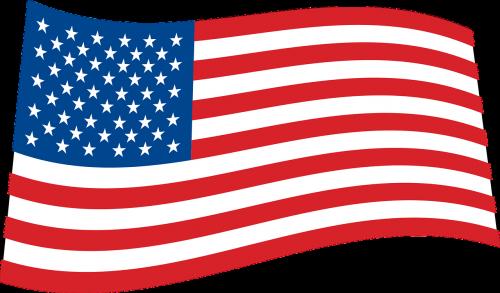 usa,usa flag,mojuoja vėliava,nemokama vektorinė grafika