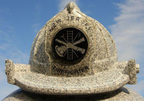 usa,Naujasis Džersis,gaisrininkas,paminklas