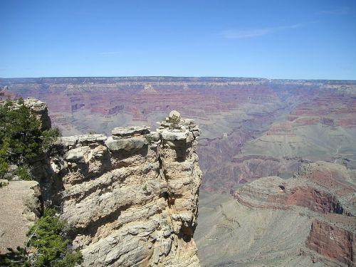 Usa, Didysis Kanjonas, Kanjonas, Gorge, Giliai, Nacionalinis Parkas, Arizona