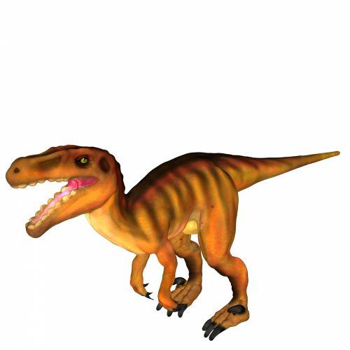 raptoras, izoliuotas, balta, fonas, gyvūnas, paukštis & nbsp, grobis, mėsėdis, paukštis, grobis, medžioti, nužudyti, 3d, utahraptor, super slasher, Utahraptor