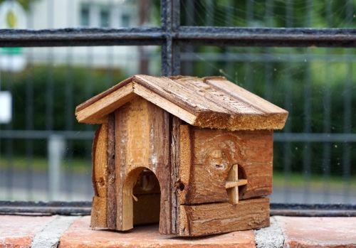 atostogos,miniatiūrinė,namelis,mediena,Tinker