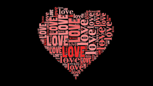 valentines,valentine,širdis,meilė,tipografija,tipografija pagal formą,žodis debesis,tag cloud,raudona,juoda,būk mano Valentinas