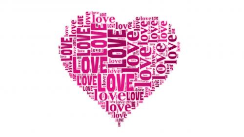 valentines,valentine,širdis,meilė,tipografija,tipografija pagal formą,žodis debesis,tag cloud,rožinis,balta,būk mano Valentinas