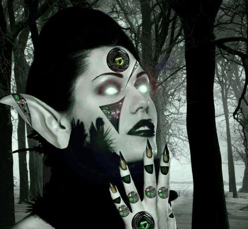 vampyras,padaras,košmaras,akys,dirbtinis,dirbtinis intelektas,android,moteris