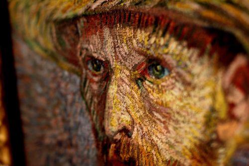 Van Gogh,  Dažyti,  Dažymas,  Akys,  Van,  Gogh,  Dailininkas,  Menininkas,  Dažytos,  Energija,  Meno,  Žvilgsnis,  Mėlynos Akys