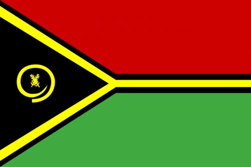 vanuatu,vėliava,Šalis,tauta,salos,melanėja,respublika,nemokama vektorinė grafika