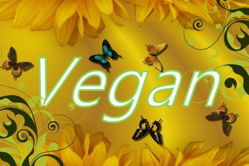 Veganas, fonas, vaizdas, geltona, mityba, valgymas, vegetariškas, veganas