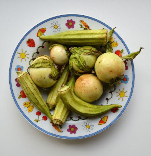 daržovės, maistas, Surinamese, kinai, daržovės