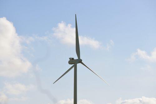 vėjas, energija, elektra, dangus, ekologija, technologija, elektrinis, malūnas, mentės, nauja & nbsp, energija, vėjas ir vėjas