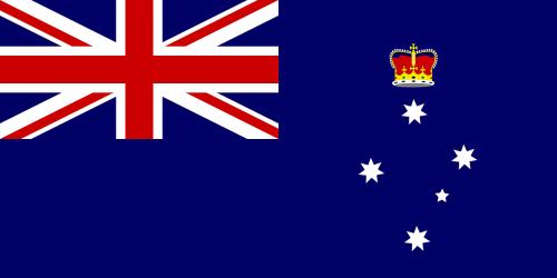 Viktorija,vėliava,valstybė,Pietryčių Australija,australia,okeanija,nemokama vektorinė grafika