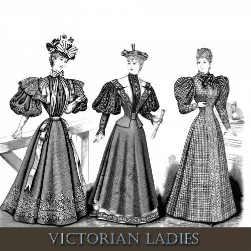 Lady, moterys, moteris, moterys, vintage, victorian, Iliustracijos, clip & nbsp, menas, menas, iliustracija, juoda, balta, fonas, gražus, kostiumas, kostiumai, drabužiai, apranga, Moteris, moterys, žmonės, asmuo, Scrapbooking, Laisvas, piblic & nbsp, domenas, viktorijos moteriškos iliustracijos